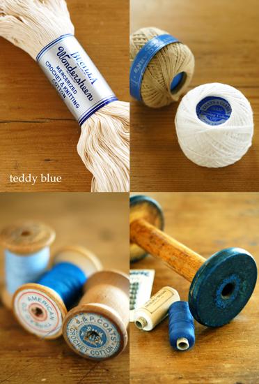 vintage threads  ヴィンテージの糸たち_e0253364_2150945.jpg