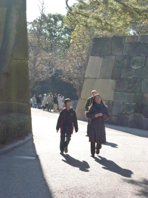 皇居東御苑散歩♪_c0100865_23304550.jpg