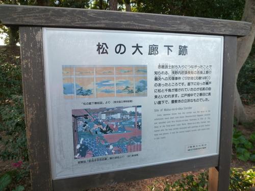 皇居東御苑散歩♪_c0100865_23412946.jpg