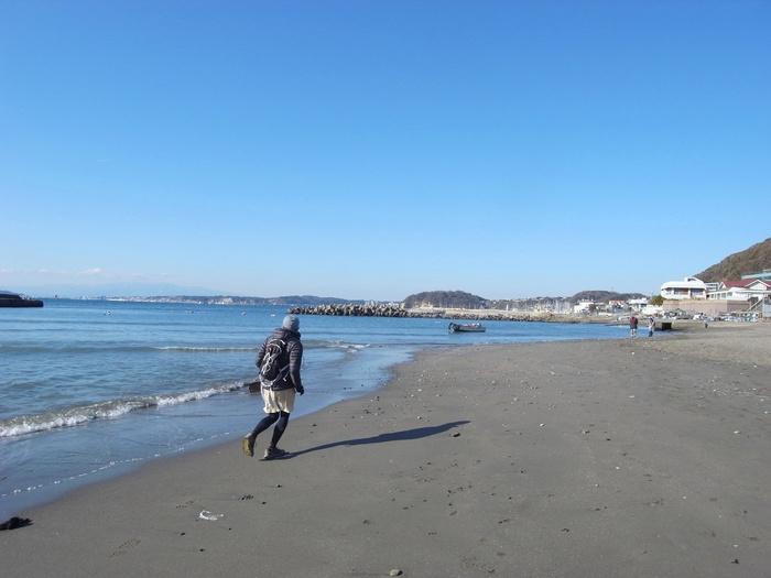 2012.1.19 三浦アルプスでジョグ_b0219778_110891.jpg