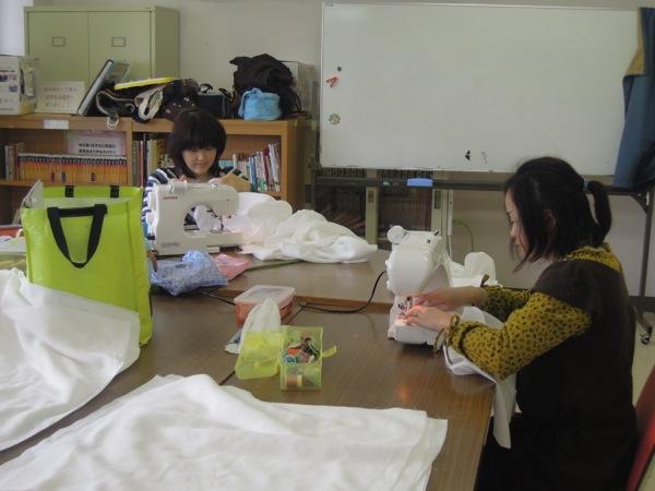 気仙沼2日目 ベビーモスリン縫製現場&工場予定地見学_e0030586_1654474.jpg