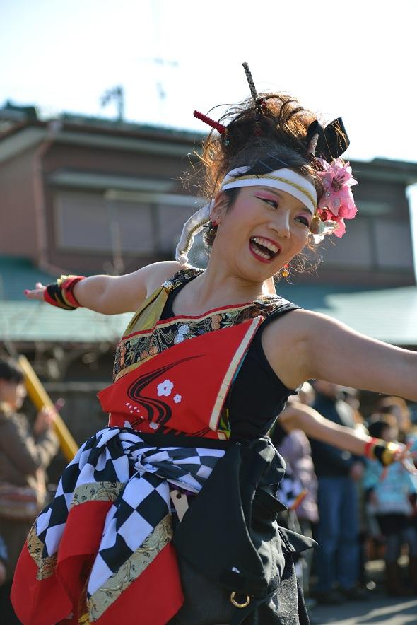 第14回吾妻さんよさこいパレード「銀輪舞隊」_f0184198_22252557.jpg