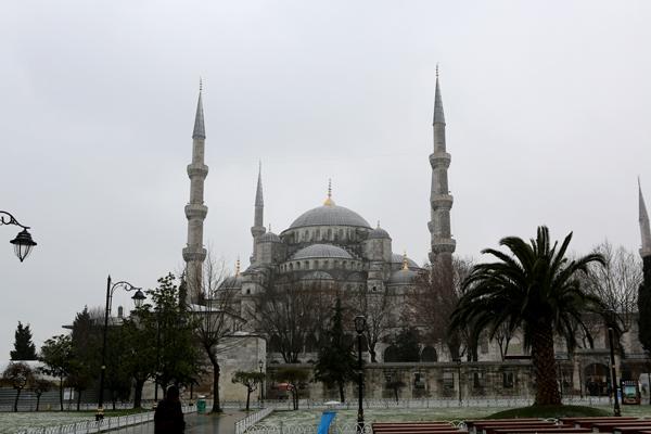 トルコ旅行  イスタンブール ブルーモスク_e0154202_0234922.jpg