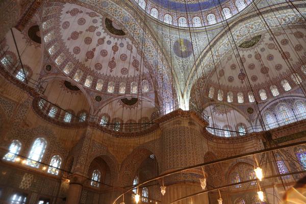 トルコ旅行  イスタンブール ブルーモスク_e0154202_0244399.jpg