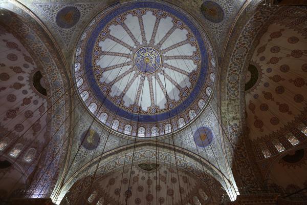 トルコ旅行  イスタンブール ブルーモスク_e0154202_025639.jpg
