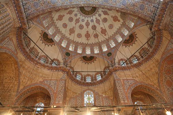 トルコ旅行  イスタンブール ブルーモスク_e0154202_0264982.jpg