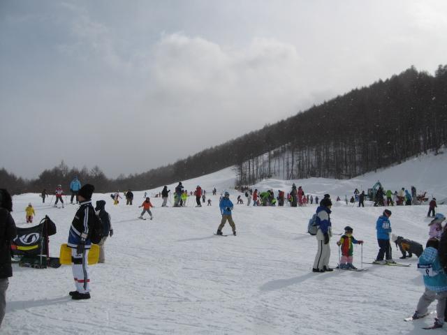 先週末のスキー場_f0146620_22421423.jpg