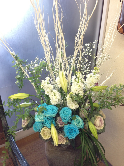 今週のお花とセール情報_a0200423_20185912.jpg
