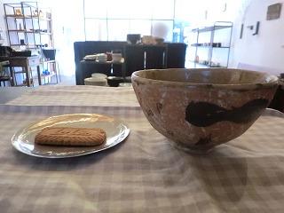コーヒーのうつわ~on a snowy day~展だより 8_b0132444_16525754.jpg