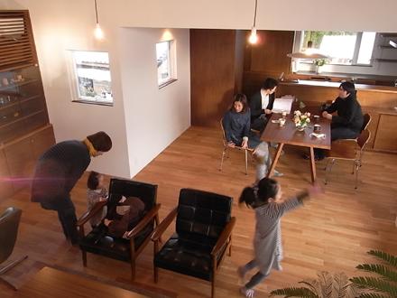 『小原田の家+アトリエ』 オープンハウス終了と写真撮影_e0197748_20115916.jpg