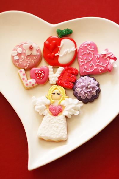 バレンタインのアイシングクッキー♡_f0149855_16594298.jpg