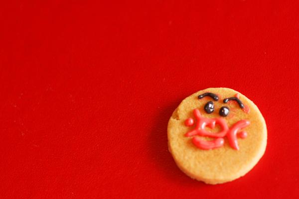 バレンタインのアイシングクッキー♡_f0149855_1713286.jpg