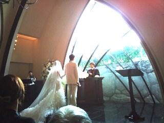プチ便り(結婚式出席)_a0206870_938131.jpg
