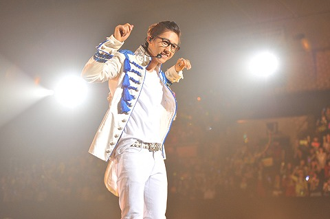 B1A4  日本1stコンサート、1万人のファンの熱い声援を受けスタート_e0197970_1616541.jpg