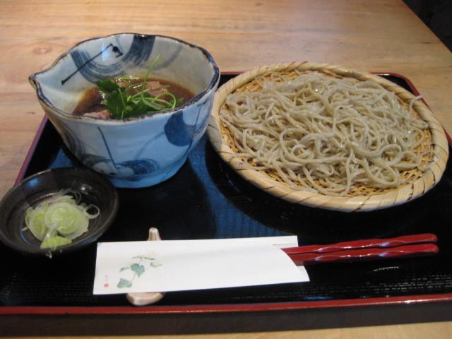 蕎麦屋 まるやま 代田橋_c0052673_1795548.jpg