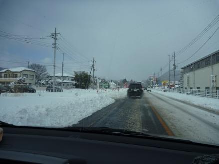 雪遊び_c0023278_16302410.jpg