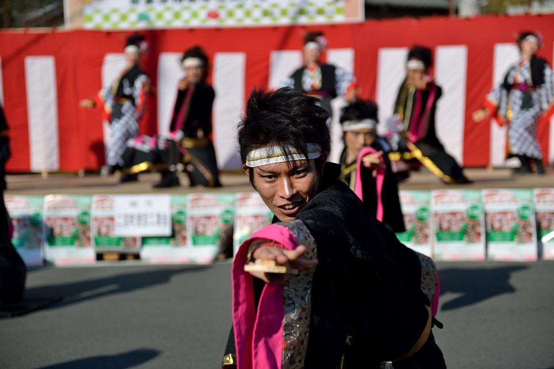 第14回吾妻さんよさこいパレード「銀輪舞隊」_f0184198_20525528.jpg