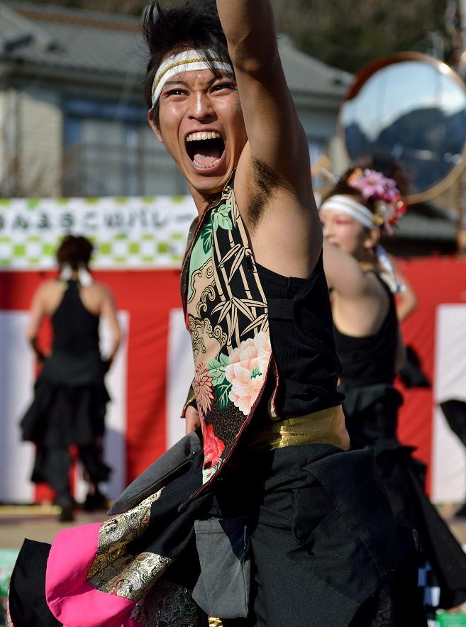 第14回吾妻さんよさこいパレード「銀輪舞隊」_f0184198_205269.jpg