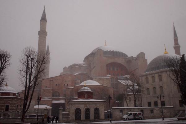 トルコ旅行  イスタンブール サバサンド_e0154202_10304937.jpg