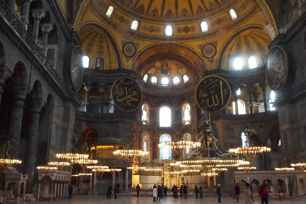 トルコ旅行  イスタンブール サバサンド_e0154202_10312744.jpg