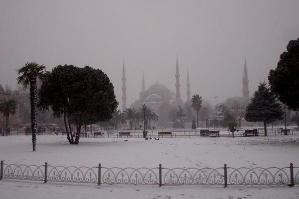トルコ旅行  イスタンブール サバサンド_e0154202_1045315.jpg