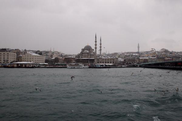 トルコ旅行  イスタンブール サバサンド_e0154202_10541322.jpg