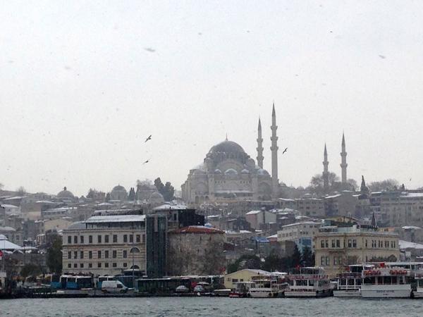 トルコ旅行  イスタンブール サバサンド_e0154202_10545178.jpg