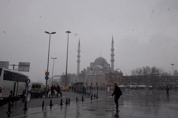 トルコ旅行  イスタンブール サバサンド_e0154202_1113221.jpg