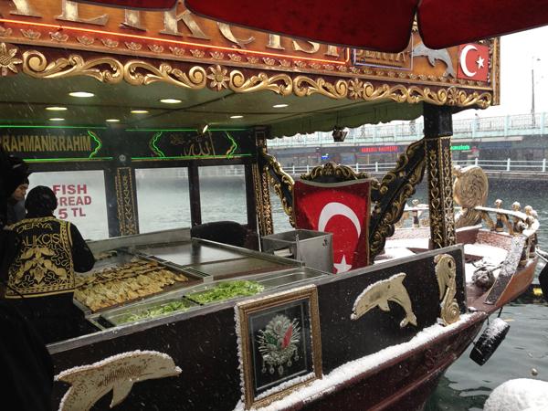 トルコ旅行  イスタンブール サバサンド_e0154202_1134180.jpg