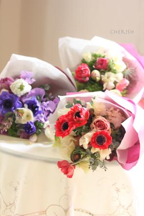 卒園式・卒業式のお花_b0208604_10203629.jpg