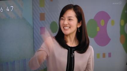 お誕生日おめでとう NHKおはよう日本 まちかど情報室_b0042308_22524665.jpg