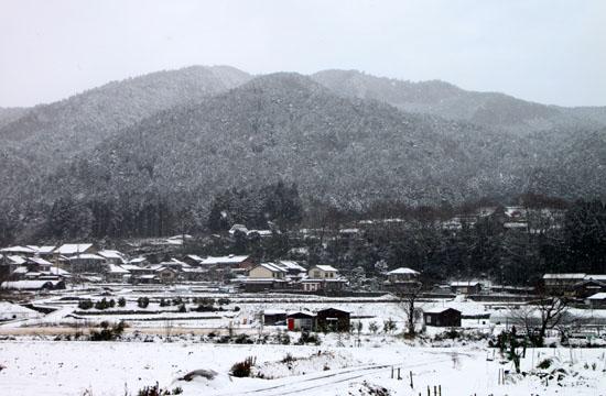 大原 雪化粧_e0048413_1946068.jpg