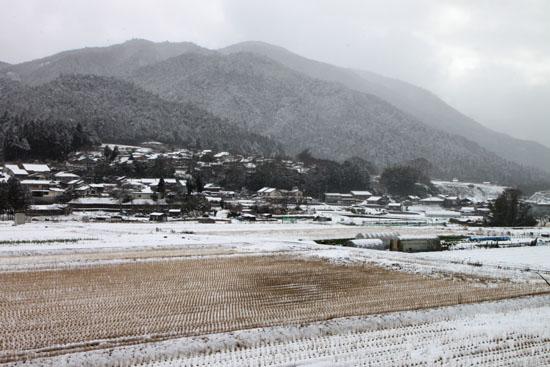 大原 雪化粧_e0048413_1946491.jpg