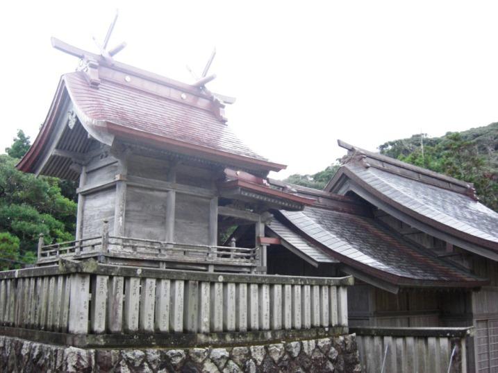 白兎神社の②~初冬の旅行2012⑤~_b0081121_6401373.jpg