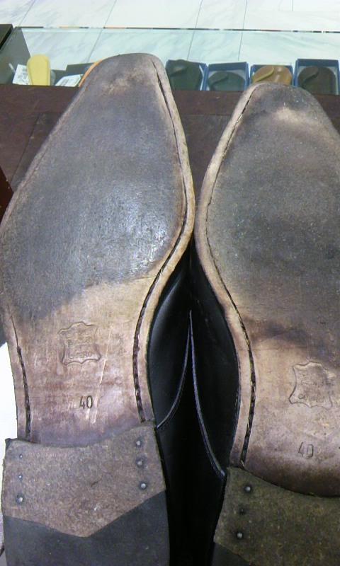 見えない部分も靴の一部!_b0226322_19241610.jpg