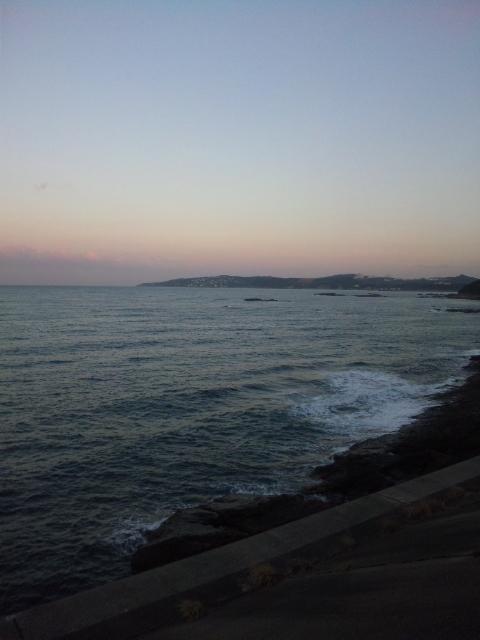 風、波とも収まり_a0093423_8352771.jpg
