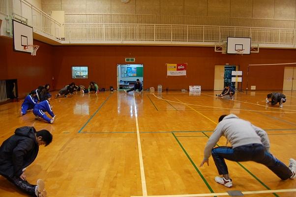 ビーチボール体験会を行いました!_d0010630_9575469.jpg