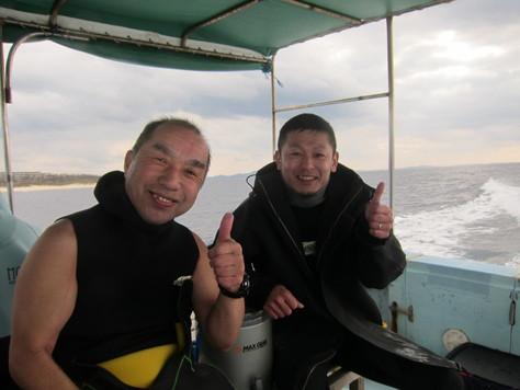 1月29日ラッキー水納・瀬底島ツアー_c0070933_2055218.jpg