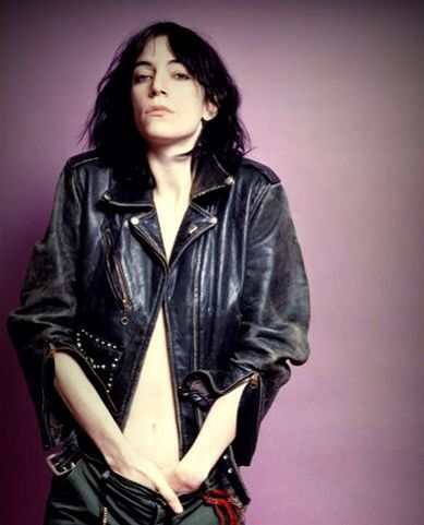 「 PATTI SMITH & VINTAGE RIDERS JACKET 」_c0078333_15142615.jpg