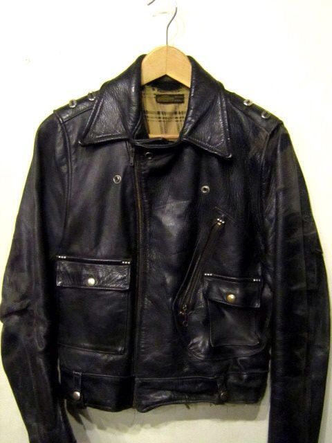 「 PATTI SMITH & VINTAGE RIDERS JACKET 」_c0078333_15142989.jpg