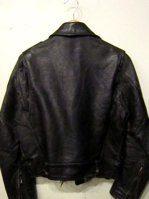 「 PATTI SMITH & VINTAGE RIDERS JACKET 」_c0078333_15143096.jpg