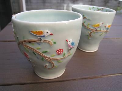 松見光玉さん(東京) フリーカップ_c0204333_1758697.jpg