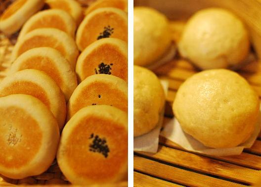 きな粉まんじゅう&玄米野菜パン_a0175348_19525472.jpg