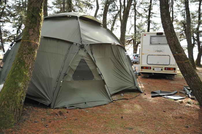 雪中キャンプ in 知内浜 part1_a0049296_20273353.jpg