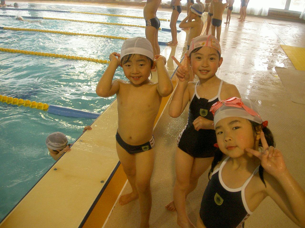 進級チャレンジ!!背泳ぎ!!_b0286596_1918434.jpg