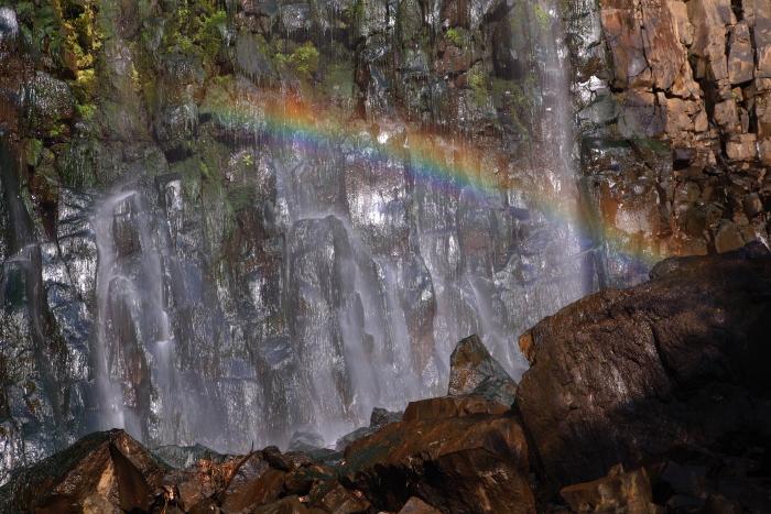 立野ダム予定地の滝_e0135098_033591.jpg
