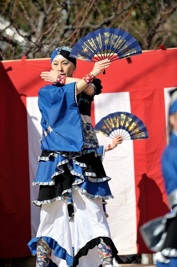 第14回吾妻さんよさこいパレード「摩耶恋」_f0184198_2050722.jpg