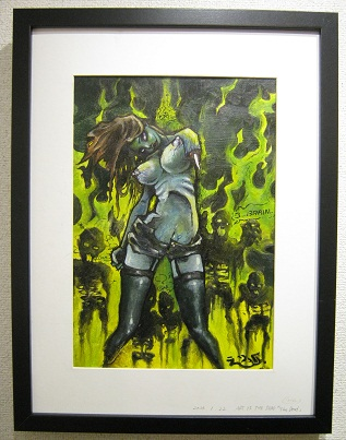 ゾンビ展~ Art of the Living Dead~ その3 _e0134502_17344975.jpg