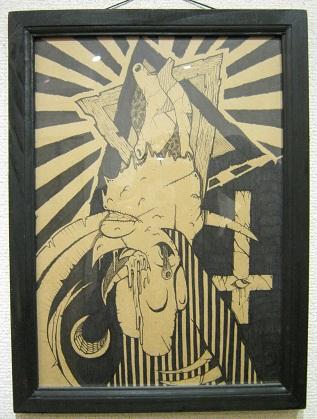 ゾンビ展~ Art of the Living Dead~ その3 _e0134502_17362294.jpg