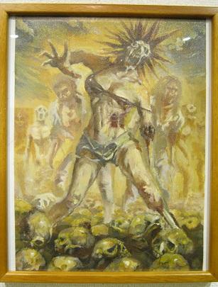 ゾンビ展~ Art of the Living Dead~ その3 _e0134502_17364687.jpg